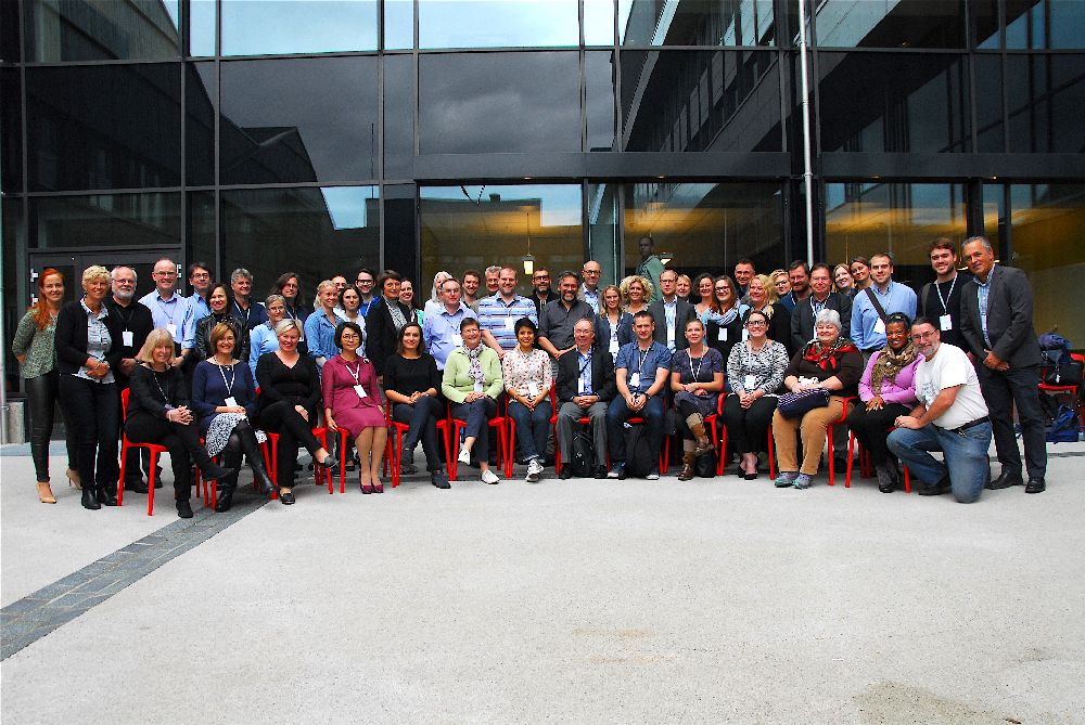 Participants attending the 2nd Multiplier Event for the MTTEP project (Bergen University College, Norway)